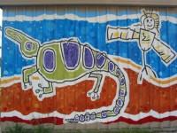 Australian Wildlife Mural